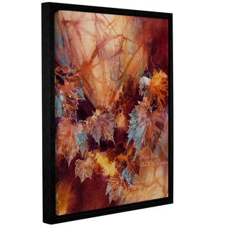 ArtWall Trish Mckinney's Sanctuary, Gallery Wrapped Floater-framed Canvas
