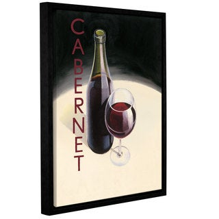 ArtWall Marco Fabiano's Cabrenet 1, Gallery Wrapped Floater-framed Canvas