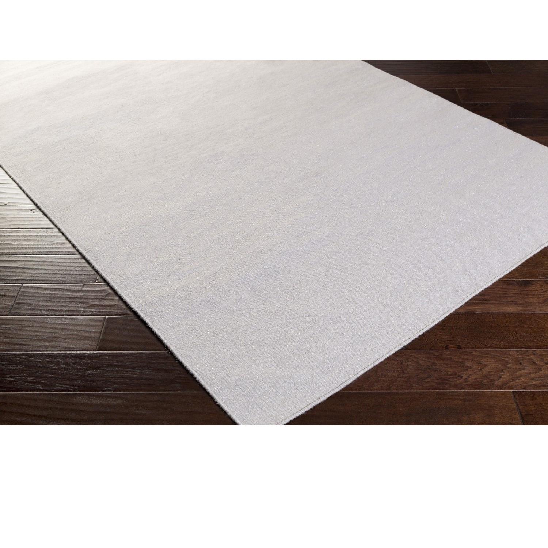 Hand Woven Maria Wool/Metallic Thread Rug (4' x 6') (As I...