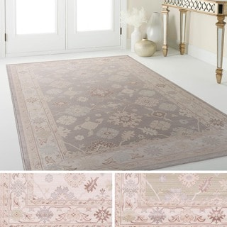 Meticulously Woven McPhatter Rug (3'9 x 5'2)