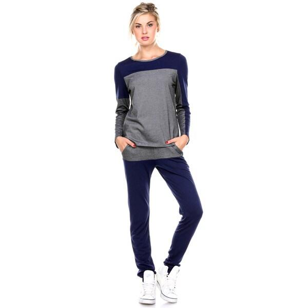 Shop Stanzino Women S 2 Piece Top And Pants Matching