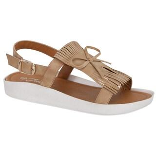 FOREVER SCOPE-03 Women's Platform Sandals