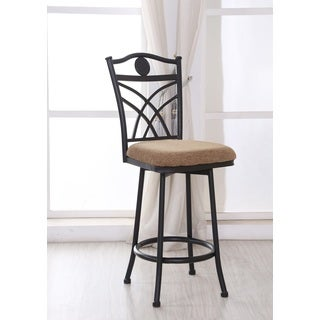 Hodedah Bronze Bar Stool