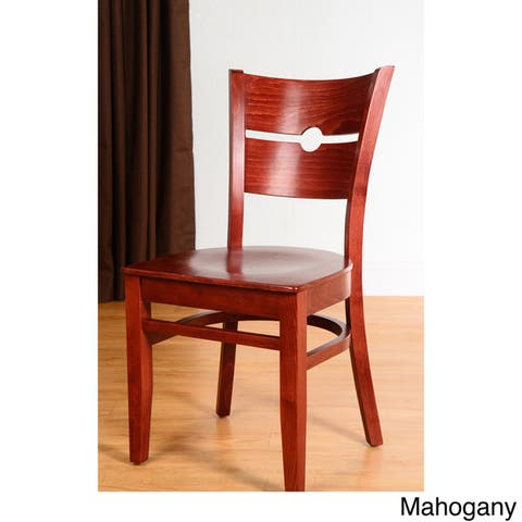 Lolly Solid Beechwood Dining Chairs (Set of 2)