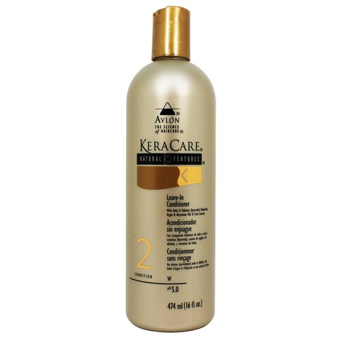 Avlon KeraCare Natural Textures 16-ounce Leave-In Conditioner