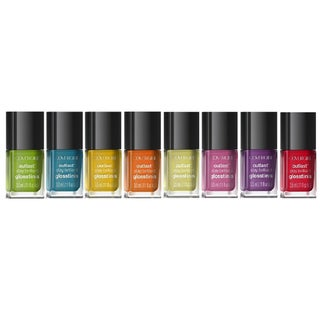 CoverGirl Outlast Stay Brilliant Nail Gloss Color Polish 8-piece Mini Collection