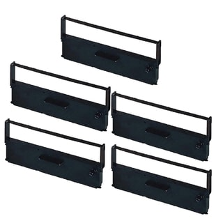 5-pack Compatible ERC31 Ribbons for Epson M26SA M31PA M32SA M930 (Pack of 5)