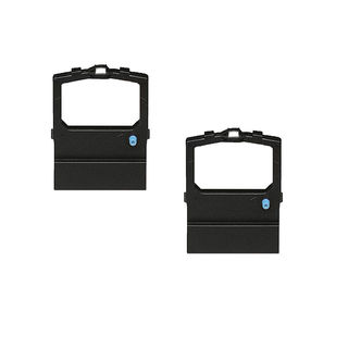 2-pack Compatible 52106001 Ribbons for OKI ML-590 591 (Pack of 2)