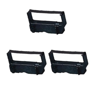 3-pack Compatible RC200 Ribbons for Star SP200 ST200 (Pack of 3)