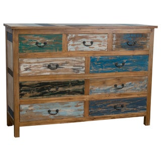 The Ezra Dresser with 9 Drawers
