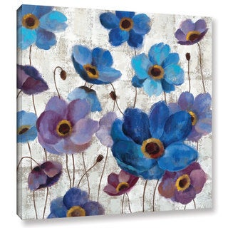 ArtWall Silvia Vassileva's Bold Anemones I, Gallery Wrapped Canvas