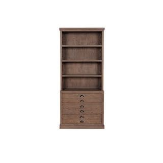 The Hudson Bookcase with 3 Drawers and 3 shelves