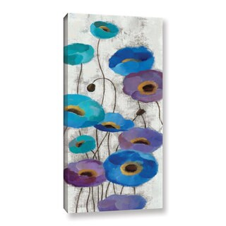 ArtWall Silvia Vassileva's Bold Anemones III, Gallery Wrapped Canvas