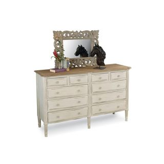 The Aaliyah Chest of 10 Drawers