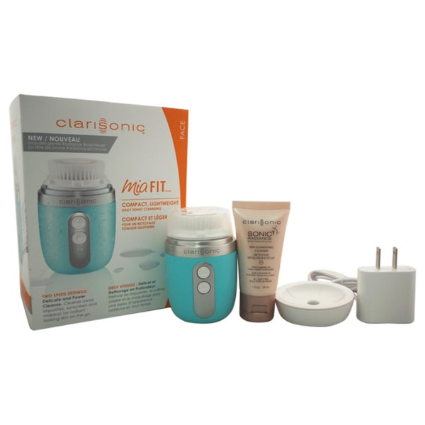 how to use clarisonic mia fit
