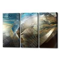 Menaul Fine Art's  'Atlantis Triptych'  by Scott J. Menaul