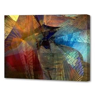 Menaul Fine Art's 'Winged Guardian Horizontal' by Scott J. Menaul