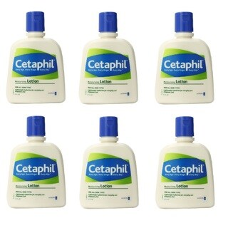 Cetaphil Fragrance Free Moisturizing 4-ounce Lotion