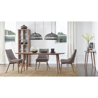Euro Style 5-piece Beckett Dining Set with Calais Side Chair