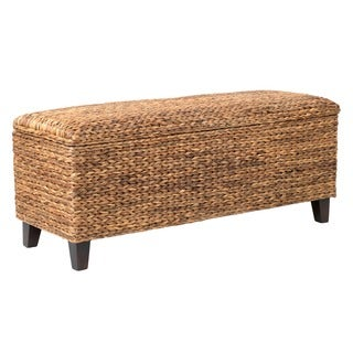 The Palm Bench with Storage