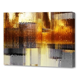 Menaul Fine Art's  'City Rain'  by Scott J. Menaul