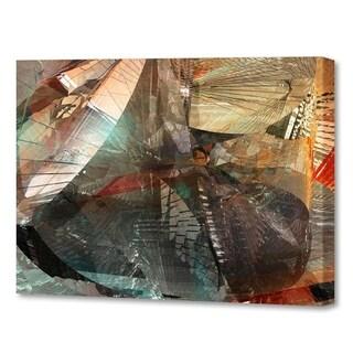 Menaul Fine Art's  'Shattered Grey'  by Scott J. Menaul