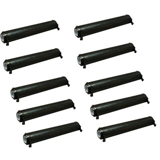 10PK Compatible X463X Toner Cartridge for Lexmark X463DE X464DE X466DWE X466DTE X466DE (Pack of 10)
