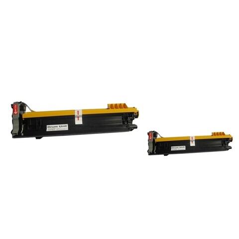 2-pack Compatible A0DK132 Toner Cartridges for QMS Magicolor 4650, 4650DN, 4650EN (Pack of 2)