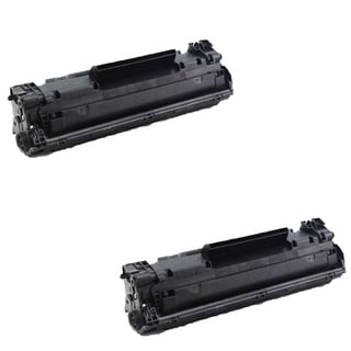 2-pack Compatible CF283A 83A Toner Cartridges for HP LaserJet Pro MFP M125 M125NW M127 M127FN M127W (Pack of 2)