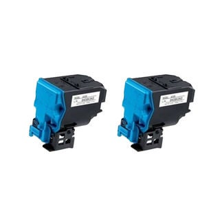 2-pack Compatible A0X5432 Toner Cartridges for QMS Bizhub C35, C35P (Pack of 2)
