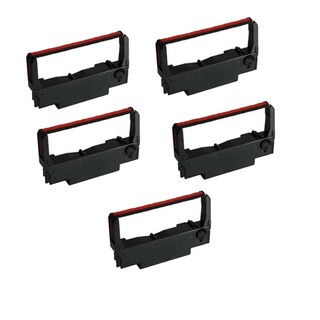 5-pack Compatible RC700BR Ribbons for Star SP700 712 742 (Pack of 5)