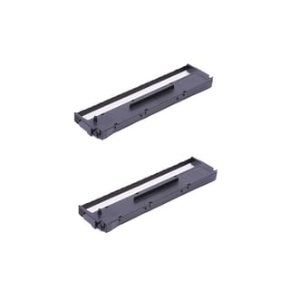 2-pack Compatible 8755 Ribbons for Epson FX-100 MX-100 1050 1170 (Pack of 2)