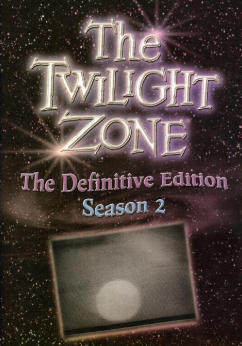 Twilight Zone: The Definitive Edition Season 2 (DVD)
