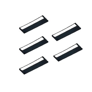 5-pack Compatible AH379010 Ribbons for Citizen GSX-120 130 140 200 (Pack of 5)
