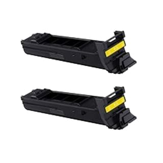 2-pack Compatible MX-C40NTY Toner Cartridge for Sharp MX C311 C312 C400P C401 C402SC B400P (Pack of 2)