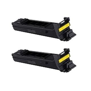 2-pack Compatible MX-C40NTY Toner Cartridge for Sharp MX C311 C312 C400P C401 C402SC B400P (Pack of 2)