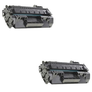 2-pack Compatible CF280X 80X Toner Cartridges for HP LaserJet Pro 400 MFP M401A M401D M401N M425DN (Pack of 2)