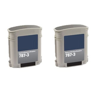 2-pack 787-3 Compatible Ink Cartridge for Pitney Bowes 1000 2000 3000 (Pack of 2)