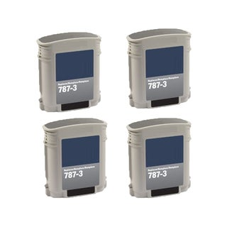 4-pack 787-3 Compatible Ink Cartridge for Pitney Bowes 1000 2000 3000 (Pack of 4)