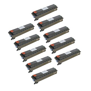 10-pack Compatible T1640 Toner Cartridges for Toshiba E-Studio 163, 165, 166, 167, 203, 205, 206, 207, 237 (Pack of 10)