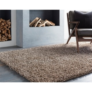 Hand Tufted Marjorie Polyester Rug (8' Square)