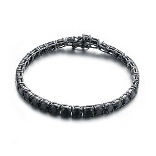 Collette Z Sterling Silver With A Twisted Layered Design Bracelet