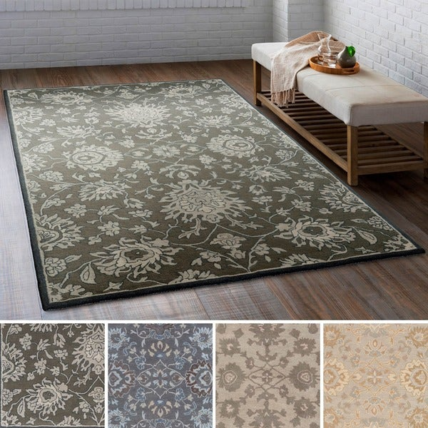 Hand Tufted Prance Wool Area Rug - 8' x 10'
