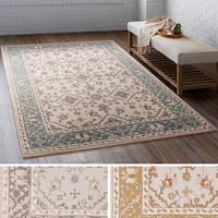 Hand Tufted Ringwood Wool Area Rug (6' x 9')