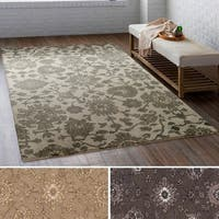 Hand Tufted Provo Wool Area Rug