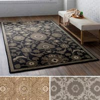 Hand Tufted Puteaux Wool Area Rug