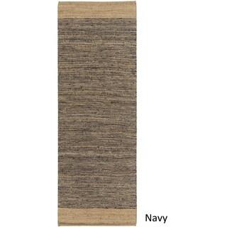 Hand Woven Sandbach Jute/Cotton Area Rug (4 options available)