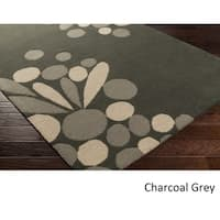 Hand Tufted Terrassa Wool Area Rug - 2' x 3'