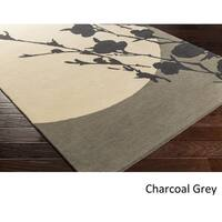 Hand Tufted Temecula Wool Area Rug - 8' x 10'