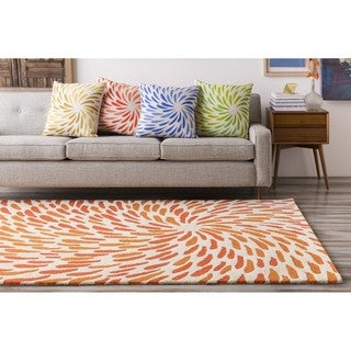 Hand Tufted Telford Wool Rug (8' x 10')